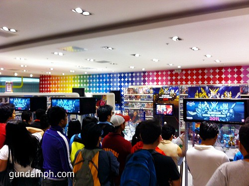 Toy Kingdom Gundam Modelling Contest Awarding Ceremony July 2011 (10)