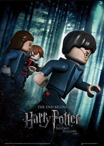 Lego Harry Potter and the Deathly Hallows Part 1