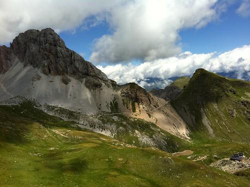 Karnischer Höhenweg, Großer Kinigat und Standschützenhütte