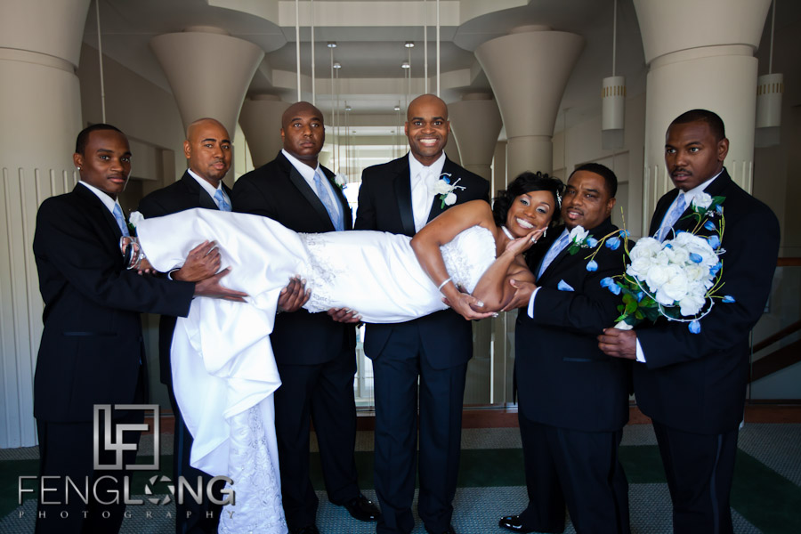 Angela & Eugene's Wedding | Thalia N. Carlos Hellenic Center | Decatur Wedding Photographer