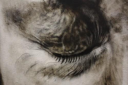Self-Portrait No. 20 (Detail)