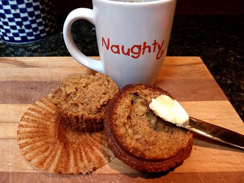 the naughty muffin