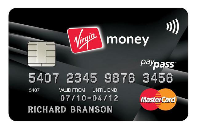 Virgin Money: Black Virgin Credit Card