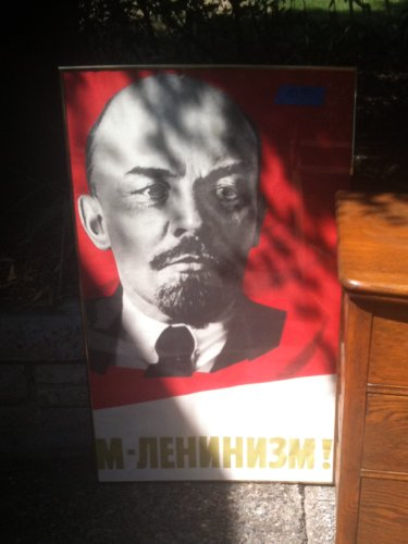 Russian poster
