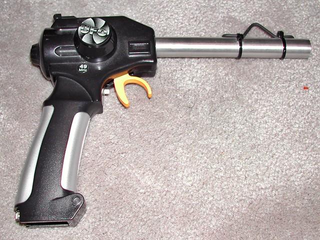 Toy Laser Gun all