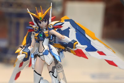 MSG CONCEPT MODEL 0002 Wing Girl prototype