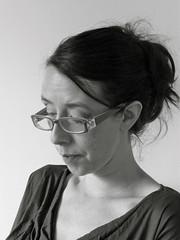 Becky Hogge. Image courtesy of Kathryn Corrick.