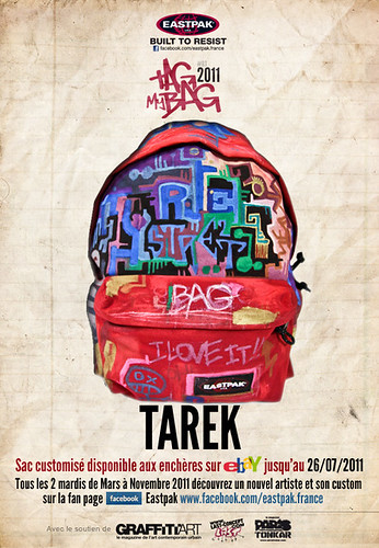 Tarek /// Tag my bag 2011 by Pegasus & Co