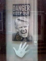 Danger! Keep Out! Gary Busey!