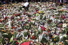 Terrorist Attack in Oslo: Mourning