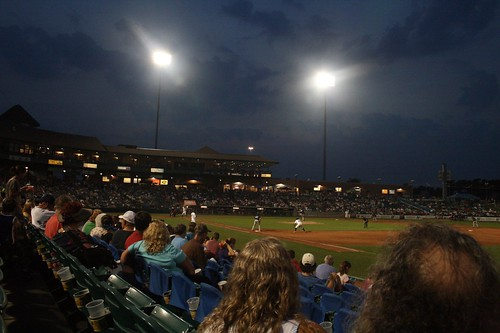 baseball under the lights is still one of my favorites