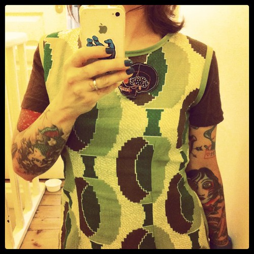 New #handmade  dress 3