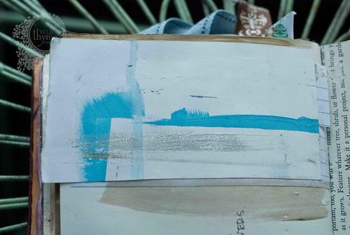 Empty page scrap