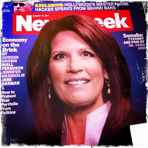 Newsweek's Queen of Rage