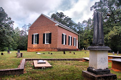 Old Pickens Presbyterian and Cemetery
