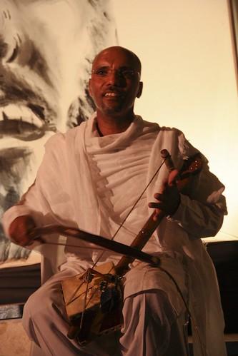 Ethiopian musician