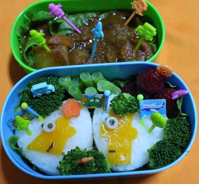 Phineas and Ferb Bento
