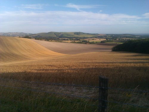 Looking to Caburn