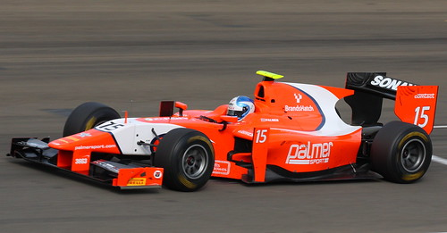 GP2 Series: Jolyon Palmer / Arden International