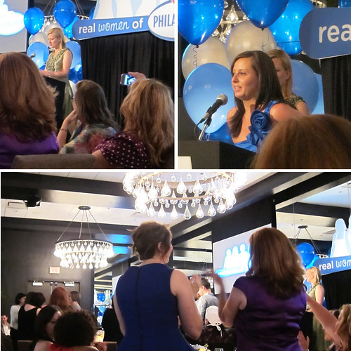 Real Women of Philadelphia Gala - The Speeches