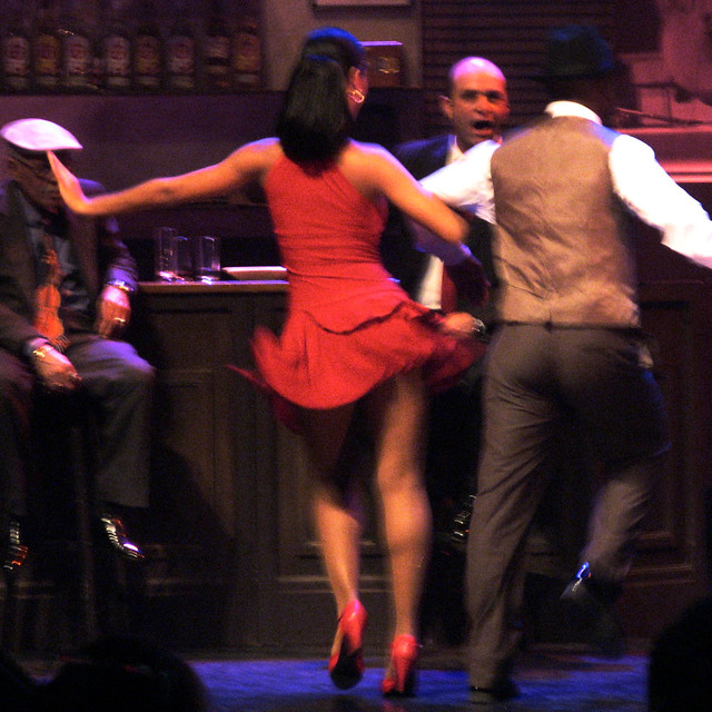 Cuban Dance Bar