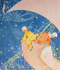 Fern Bisel Peat illustration for Wynken, Blynk...