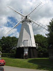 5. Angela and the Windmill