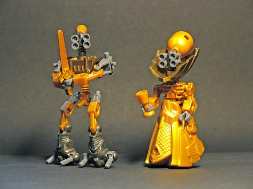 Royal Robots