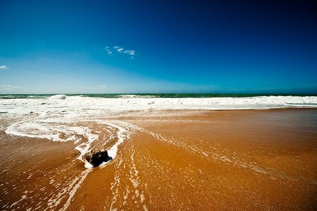 Beach El Palmar