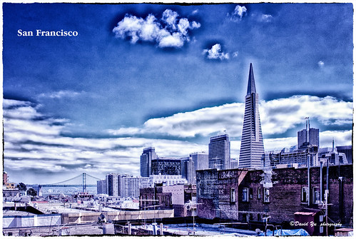 San Francisco by davidyuweb