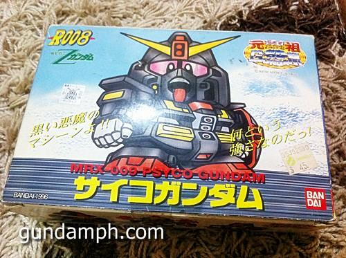 SD Psycho Gundam 1996 version (2)