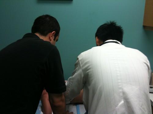 examining annie