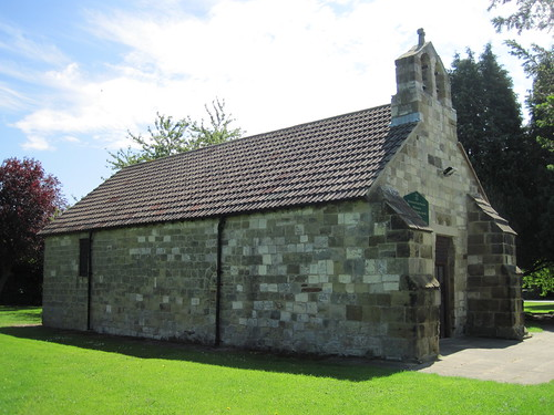 St Peter ad Vincula, Thornaby Green, 12th Century Church