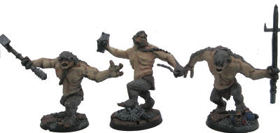 Cave Trolls 7 8 and 9
