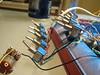 DIY drum machine - switches to control sound type