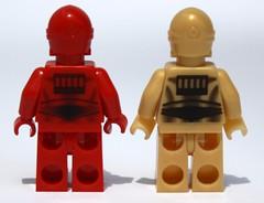 R-3PO vs. C-3PO