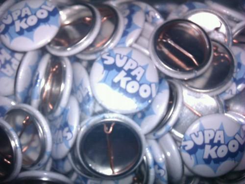 Supakool Buttons