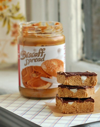 Biscoff Spread Bars