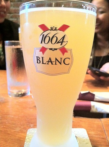 Kronenbourg Blanc Beer