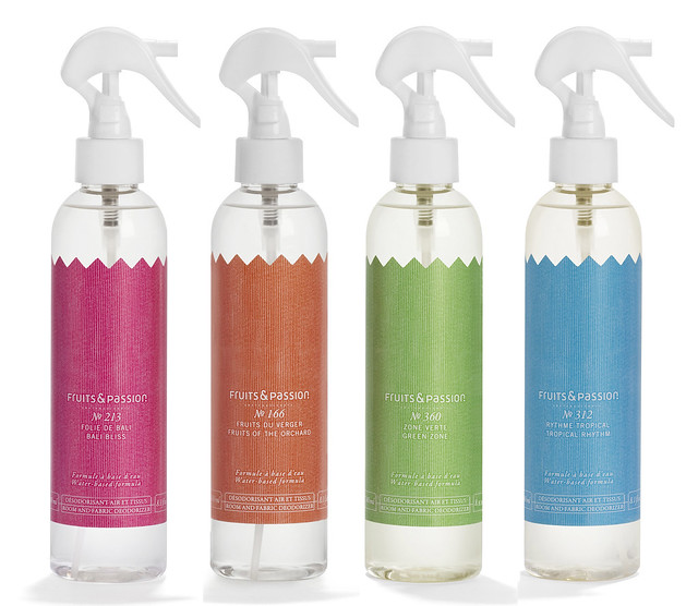 Bali Bliss Room and Fabric Deodorizer