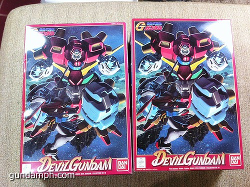 1 144 Devil Gundam Review OOB Build (1)