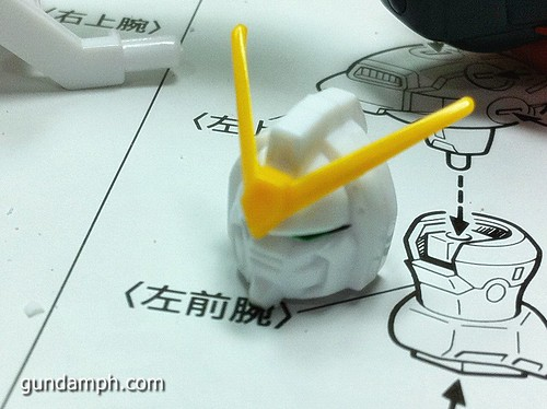 1 144 Devil Gundam Review OOB Build (17)