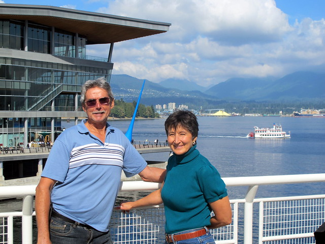 Parents in Vancouver