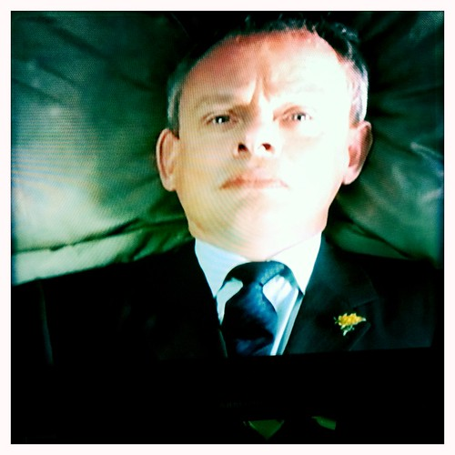 screen captures: Doc Martin