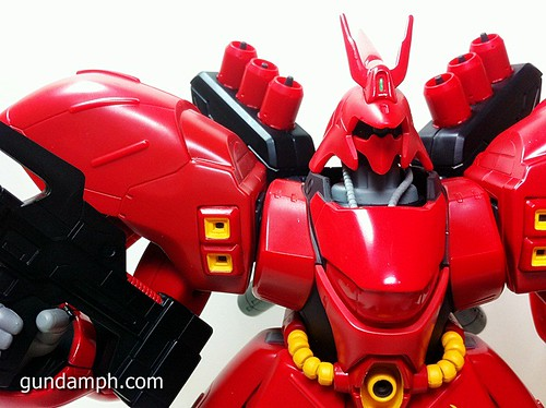 MSIA DX Sazabi 12 inch model (43)