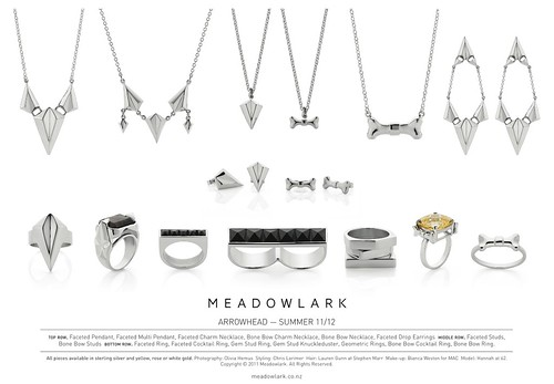 Arrowhead. Collection by Meadowlark