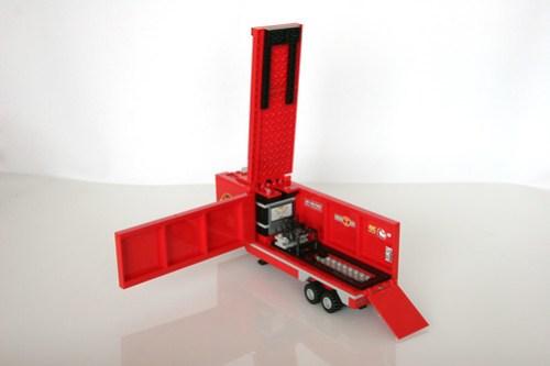 8486 Mack's Team Truck - Trailer 1