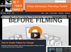Video Action Plan Toolkit