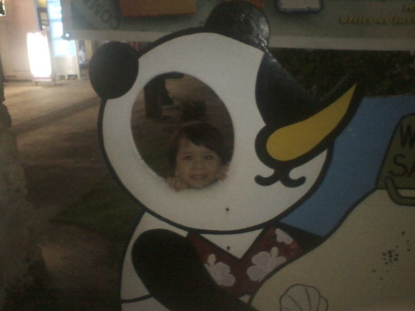 Saipanda likes ong choy!