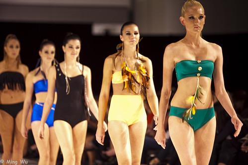 Ottawa Fashion Week 2011 - Amber Watkins